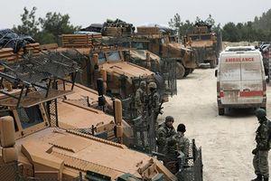 Người Kurd dốc lực phản công quân Thổ Nhĩ Kỳ