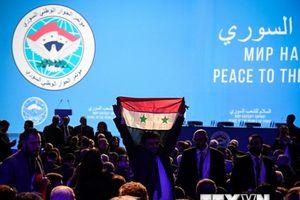 Ông Putin gửi thông điệp tới Đại hội Đối thoại dân tộc Syria ở Sochi