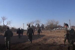 Quân đội Syria quần nhau với tàn binh IS tại Hama