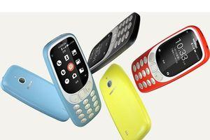 Nokia 3310 bản 4G lặng lẽ ra mắt ở Trung Quốc, thêm nhiều tính năng
