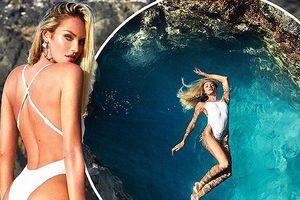 Những khoảnh khắc đẹp ngất ngây của mỹ nhân Candice Swanepoel