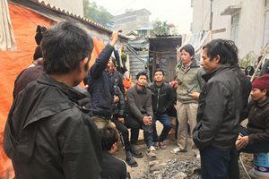 37 công nhân bị chủ thầu bỏ rơi ở Hạ Long: 'Chủ thầu túng quá làm liều...'