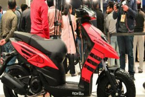 Aprilia SR125 và Storm cho giới trẻ, giá từ 23 triệu đồng