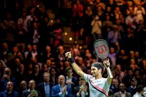 Federer trở lại ngôi số 1 thế giới ở tuổi 36