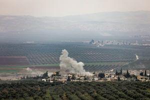 Trung tâm Hòa giải Nga ở Syria bị tấn công gây thương vong