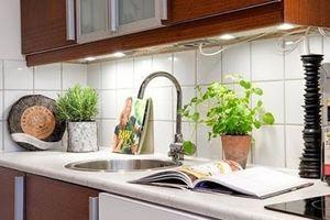 Bố trí bếp và chậu rửa thế nào để tránh xung khắc trong gia đình?