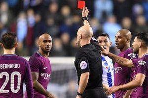 FA 'sờ gáy' Man City và Wigan