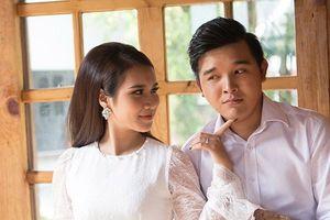 Diễn viên Mai Bảo Ngọc năm mới hạnh phúc vì có chồng