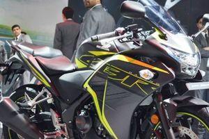 Sportbike Honda CBR250R 2018 chính thức xuất hiện