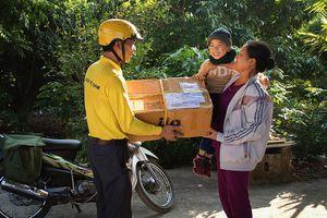 Tăng sản lượng hơn 30%, Bưu điện vẫn đảm bảo an toàn mạng lưới dịp Tết