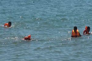 Tìm thấy nạn nhân thứ 3 trong vụ đuối nước tại Quảng Ngãi