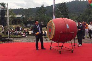 Năm 2018 sẽ khởi động nguồn vốn 7 triệu USD đầu tư vào chùa Hương Tích