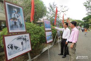 Khu di tích Nguyễn Sinh Sắc đón 50.000 lượt khách tham quan trong dịp Tết