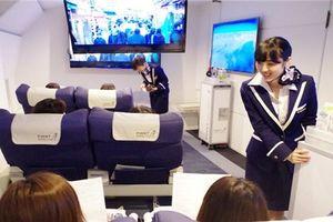 Hàng không Nhật Bản: Bay tới Paris hoa lệ mà không phải… rời khỏi mặt đất