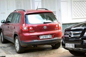 Nhận ô tô từ DN, vợ chồng GĐ Sở phải hoàn trả gần 2 tỉ
