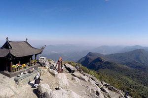Nhiều hạng mục đầu tư ngàn tỷ phục vụ lễ hội Yên Tử