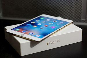 iPad Mini 5, iPad 9,7' 2018 sẽ có mặt trong tháng sau