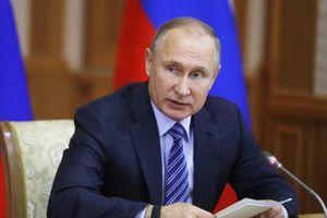 Bầu cử Tổng thống Nga: Đa số cử tri ủng hộ Tổng thống Putin