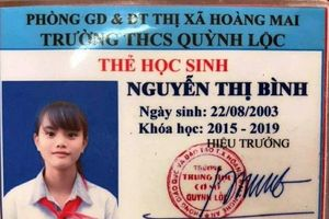 Tìm thấy 2 thiếu nữ ở Nghệ An 'mất tích' trước khi bị đưa qua Lào