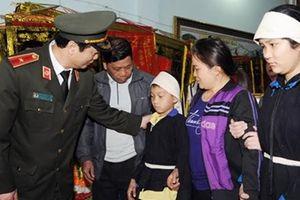 Vĩnh biệt Thượng úy Lưu Minh Thức, anh hi sinh vì hạnh phúc của nhân dân