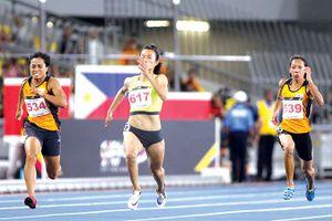 'Nữ hoàng tốc độ' Tú Chinh sang Mỹ tập huấn