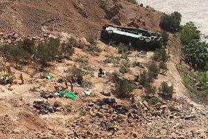 Peru: Xe buýt lăn nhiều vòng xuống vực, ít nhất 35 người thiệt mạng