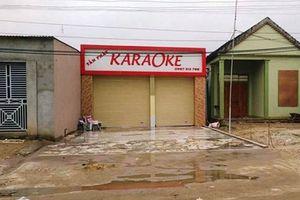 Khởi tố, bắt tạm giam ba anh em ruột đâm chết chủ quán karaoke hôm mùng 3 Tết