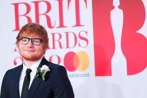 Ed Sheeran đại bại tại lễ trao giải Brit Awards 2018