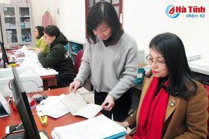 Người hưởng lương hưu ở Hà Tĩnh đón Tết đầm ấm