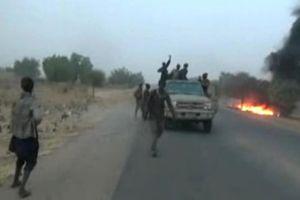 Nigeria giải cứu gần 76 nữ sinh từ tay phiến quân Boko Haram