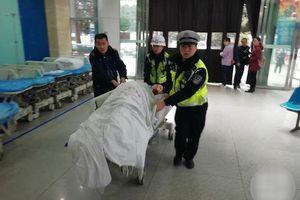 Cảnh sát làm điều không tưởng để kịp cứu nguy mẹ bầu xuất huyết nguy kịch