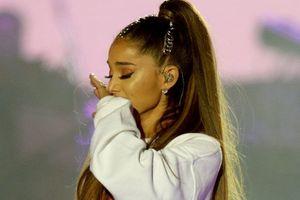Ariana Grande lại hủy show vì lý do sức khỏe