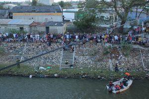 Bị mẹ la rầy vì nhậu, nhảy cầu sông Dinh mất tích