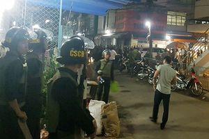 Xử nghiêm vụ giang hồ gây náo loạn ở Biên Hòa 30 Tết