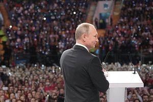 Chính trường Nga nóng lên với chiến dịch tranh cử Tổng thống