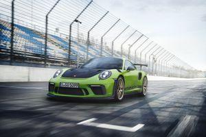 Khám phá Porsche 911 GT3 RS 2019 vừa lộ diện
