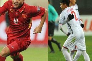 Đội phó ĐT Việt Nam bất ngờ khen hết lời 2 tuyển thủ U23 Việt Nam