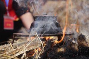Lễ hội thổi cơm thi tưởng nhớ tướng quân của vua Hùng thứ 18