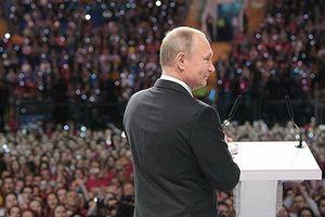 Ứng viên Tổng thống Nga chuẩn bị tranh luận trực tiếp