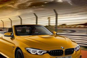 Ngắm kỹ mui trần bản độc BMW M4 Convertible Edition 30 Jahre