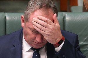 Phó Thủ tướng Úc từ chức vì dính bê bối ngoại tình