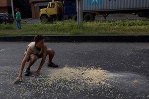 Nguồn cơn nạn đói ở Venezuela