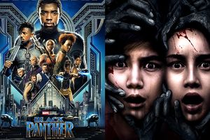 Cuối tuần ra rạp mãn nhãn với phim siêu anh hùng 'Chiến Binh Báo Đen'