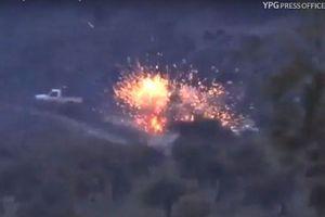 Quân Syria tiến vào chặn liên quân Thổ Nhĩ Kỳ tại Afrin