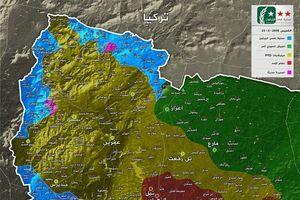 Quân Thổ Nhĩ Kỳ vẫn đánh rát, người Kurd Syria khoe diệt hơn ngàn tay súng