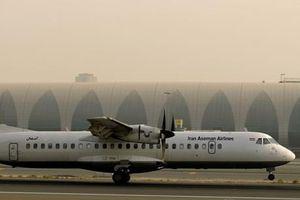 Vụ rơi máy bay tại Iran: Yêu cầu tạm ngừng khai dòng máy bay ATR