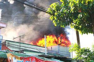 Vĩnh Long: Nhiều vụ cháy nổ nghiêm trọng thiệt hại 7 tỉ đồng