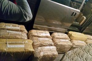 Argentina bắt đường dây buôn lậu gần 400kg cocain tại đại sứ quán Nga
