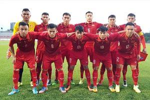 U19 Việt Nam đấu toàn 'hàng khủng' tại giải Tứ hùng ở Hàn Quốc