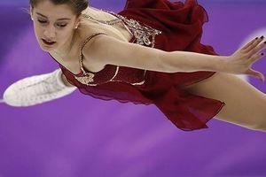 Những nữ hoàng sân băng khoe dáng gợi cảm tại Olympic PyeongChang